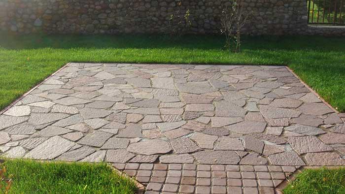 Каменные работы